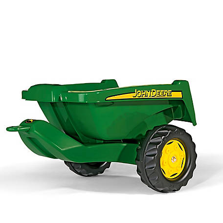 John Deere by Rolly Toys Tipper Trailer, 128822