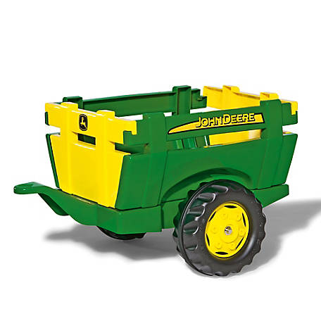 John Deere by Rolly Toys Farm Trailer, 122103
