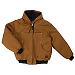 Tough Duck Men's Hooded Bomber, Big Fit