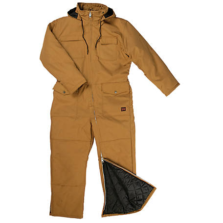Work King Men's Deluxe Insulated Coverall