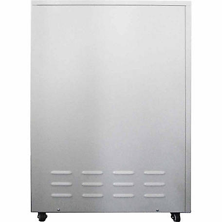 California Air ToolsSPC03 Air Compressor Sound Proof Cabinet