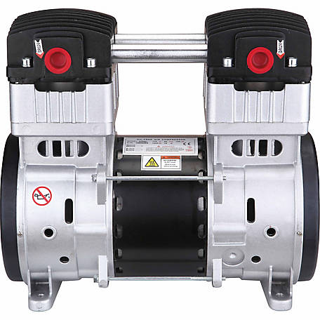 California Air Tools SP-90407 2.0 HP (220V 60Hz) Ultra Quiet & Oil-Free Air Compressor Motor