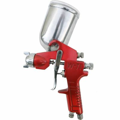 California Air Tools Sprayit SP-352 Gravity Feed Spray Gun with Aluminum Swivel Cup