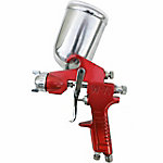 California Air Tools Sprayit SP-352 Gravity Feed Spray Gun with Aluminum Swivel Cup