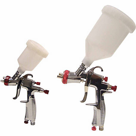 California Air Tools Sprayit SP-33500K LVLP Gravity Feed Spray Gun Kit