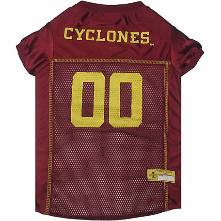Pets First Co Iowa State Cyclones Pet Jersey