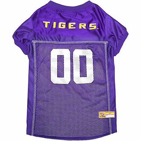 Pets First Co LSU Tigers Pet Jersey