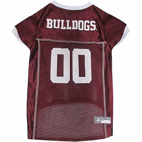 Pets First Co Mississippi State Bulldogs Pet Jersey