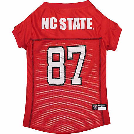 Pets First Co NC State Wolfpack Pet Jersey