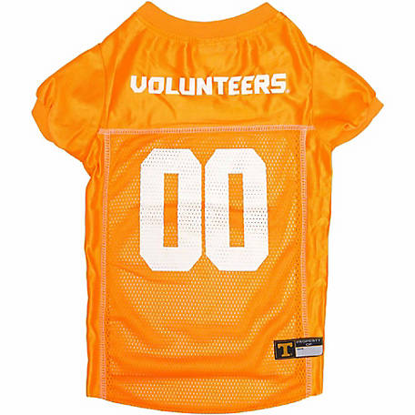 Pets First Co Tennessee Volunteers Pet Jersey