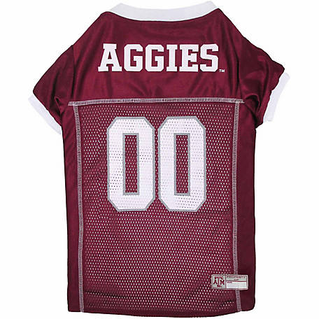 Pets First Co Texas A&M Aggies Pet Jersey
