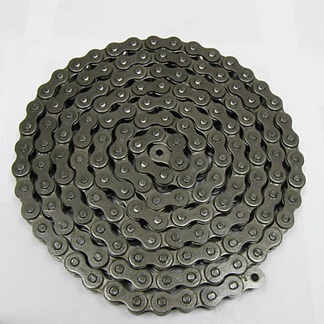 CountyLine Roller Chain, Size 60, 10 ft.