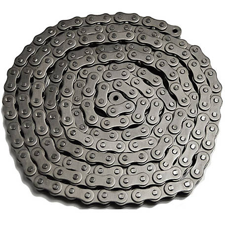 CountyLine Heavy Roller Chain, Chain Size 60H, 10 ft.