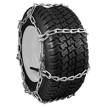 Peerless Chain Snowblower & Garden Tractor Chains, 22x10x8 - 20x9.00x10