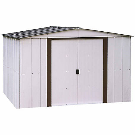 Arrow Storage Products Newburgh Shed, 10 ft. x 8 ft.