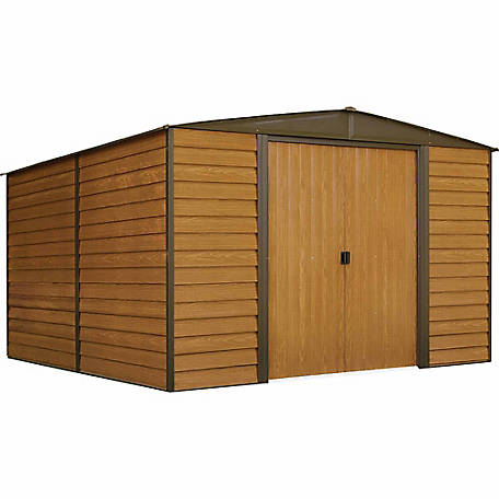 Superieur Arrow Storage Products Woodridge Shed, 10 Ft. X 12 Ft. At Tractor Supply Co.