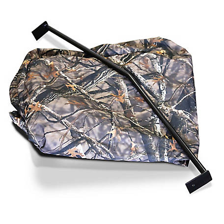 American SportWorks Lost Frontier Camo Bed Cover