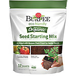 Burpee Organic Seed Starting Mix, BP12SS