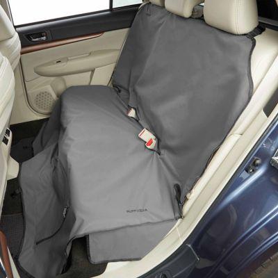 Ruffwear Dirtbag Seat Cover; Granite Gray