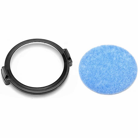Shop-Air Polyester Air Circulator Filter with 11 in. Filter Mounting Ring