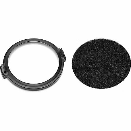Shop-Air Carbon Air Circulator Filter with 14 in. Filter Mounting Ring