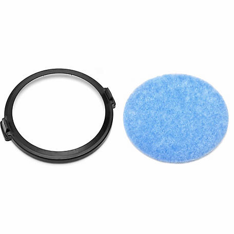Shop-Air Polyester Air Circulator Filter with 16 in. Filter Mounting Ring