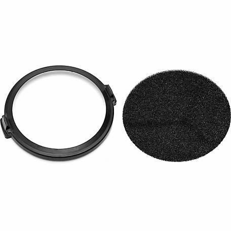 Shop-Air Carbon Air Circulator Filter with 16 in. Filter Mounting Ring