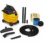 Shop-Vac Portable 10 gal. 6.5 Peak HP Contractor Wet Dry Vacuum