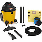 Shop-Vac 12 gal. 5.0 Peak HP Contractor Wet Dry Vacuum