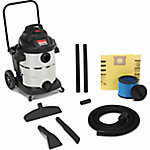 Shop-Vac 10 gal. 6.5 Peak HP Contractor Stainless Steel Wet Dry Vacuum