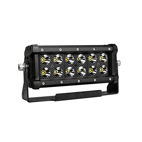 Traveller 7.25 in. 36W Light Bar, EDT-B007 at Tractor Supply Co. on light bars for trucks, light bar bulbs, light bar control box, light bar bumper, light bar 24 in, light bar cover, light bar wiring labels, light bar on 4 wheeler, light bar switches, light bar windshield, light switch battery wiring, light bar bracket, light bar headlights, light bar battery, light bar switch harness, light bar lights,