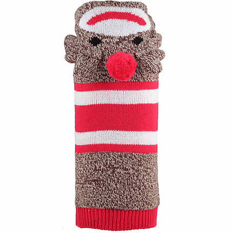 The Worthy Dog Sock The Monkey Dog Sweater Hoodie At Tractor Supply Co