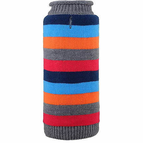 The Worthy Dog Dapper Stripe Dog Sweater