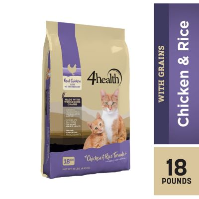4health All Life Stages Cat Food 18 Lb Bag At Tractor Supply Co