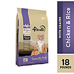 4health All Life Stages Cat Food, 18 lb. Bag