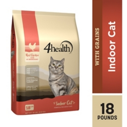 Shop 16-18 lb. 4health Original & Grain Free Cat Food at Tractor Supply Co.