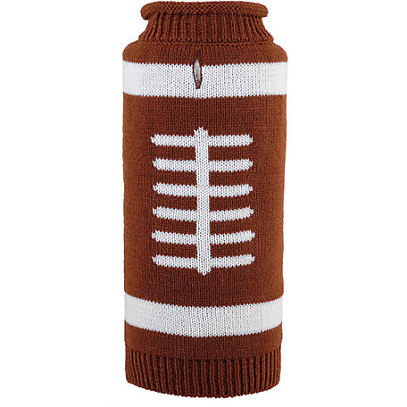 The Worthy Dog Touchdown Dog Sweater
