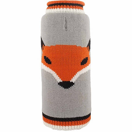 The Worthy Dog Foxy Dog Sweater