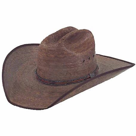 Justin Unisex Buck Up Straw Hat