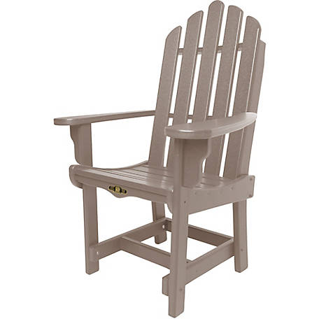 Pawleys Island Essential Patio Dining Chair With Arms
