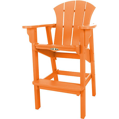 Pawleys Island Sunrise High Adirondack Chair
