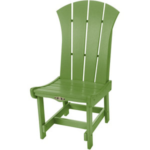 Delightful Pawleys Island Sunrise Dining Chair, Lime
