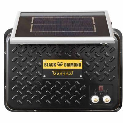 Buy Zareba Black Diamond 15-Mile 6V Solar Low Impedance Charger Online