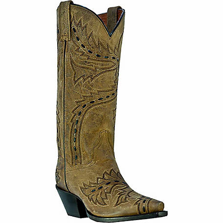 Dan Post Women's Sidewinder 13 in. Shaft Western Boot