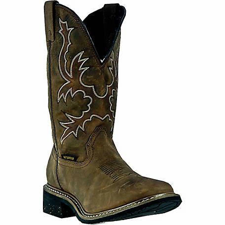 Dan Post Men's Nogales 12 in. Shaft Waterproof Leather Western Boot