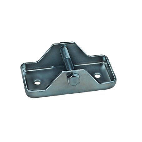 FULTON Removable Trailer Jack Disc Foot Plate, FP20000201