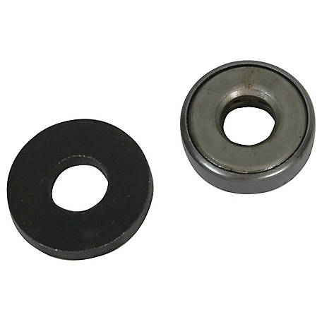 Bulldog Trailer Jack Thrust Bearing Kit, 5,000 lb. Capacity, 500223