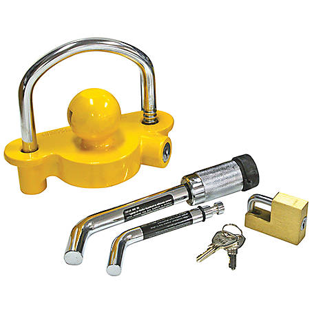 Reese Towpower Tow and Store Anti-Theft Lock Kit, 7014700
