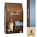 4health Grain-Free Puppy Dog Food, 4 lb. Bag