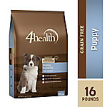 4health Grain-Free Puppy Dog Food, 16 lb. Bag